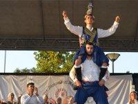 Değirmenlik Halk Dansları ekibi gururlandırdı