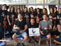 Genç Yetenekler Orkestrası, Hırvatistan'da Kuzey Kıbrıs'ı temsil edecek