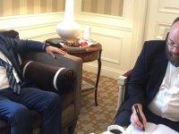 Ertuğruloğlu: Devletle-toplum değil, devletle devlet masada olmalı