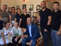 İlk Kıbrıslı Türk Başhemşire 100 yaşında