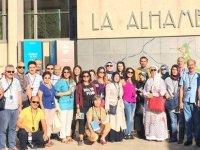 Türk-Bir İspanya'da 'Sosyal Bilimler Kongresi'ne katıldı