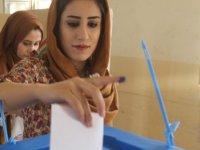 """Bağımsız Kürt devleti referandumunda camilerden """"sala"""" sesleri"""