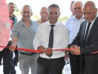 Yükseliş Hentbol İhtisas Kulübü tesisleri törenle hizmete açıldı
