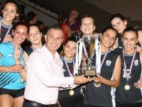 KTSYD Kupası'nın sahibi Çamlık Spor oldu