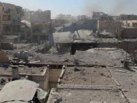 Rakka'da sivillerin tahliyesi için anlaşma