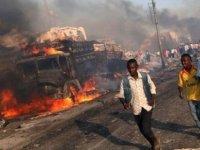 Somali'de bombalı saldırı: Ölü sayısı 85'in üzerine çıktı