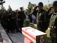Kayıp Şehit Bekir, Boğaz Şehitliği'nde toprağa verildi