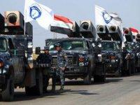 Irak ordusunun Kerkük'e ilerleyişi sürüyor