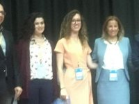 DAÜ Sağlık Bilimleri Fakültesi Romatolojik Rehabilitasyon Kongresi'ne katıldı