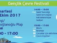 """AB Bilgi Merkezi'nden """"Gençlik Çevre Festivali"""""""