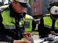 Ülke genelinde 847 sürücüye ceza yazıldı