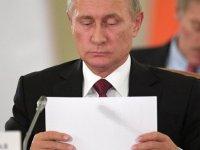 Putin, Kuzey Kore'ye kısıtlamalar getiren kararnameyi imzaladı