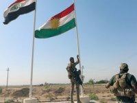 Irak Federal Polisi, Kerkük Valiliği binasını aldı: Irak bayrağı asıldı