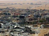 Irak ordusu Şengal'de kontrolü sağladı