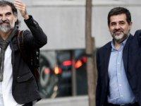 İki Katalan STK lideri tutuklandı
