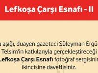 Süleyman Ergüçlü'nün sergisi yarın Büyük Han'da açılacak