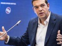 Tsipras: Türkiye'nin Avrupa rotasını destekliyoruz