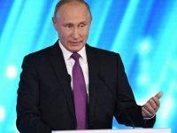 Putin: Dünyada güvenlik giderek azalıyor