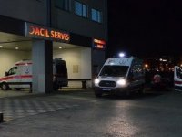 Bursa'da hızlı tren inşaatında göçük meydana geldi