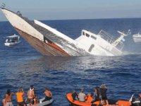 """Alsancak Belediyesi turizm için gemi batırıdı: """"Mağusa'da karaya otura gemiye de talibiz"""""""