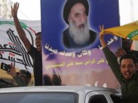 Şii lider Sistani'den Irak'a: Kuzeydeki Kürtleri koruyun
