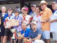 Golfçüler yardım amaçlı yarıştı