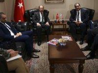 """TC'nin """"Kıbrıs İşlerinden Sorumlu Bakanı"""" Akdağ: Yeni hastaneler 2 yıla tamam"""