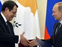 Anastasiadis salı günü Putin ile görüşecek