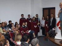 UFU yeni akademik yılı açılışı gerçekleştirildi