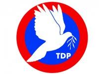 TDP: Bazı belediyeler toplanan atıklarını Güngör'e göndermiyor