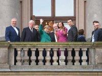 Almanya'daki koalisyon görüşmelerinde iyimserlik hâkim