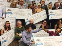 Stelios Vakfı'ndan işbirliğine 750 bin Euro