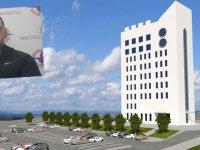 YDÜ Spor Kulesi Müdürlüğü'ne Turgut Zabit getirildi