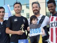 Lefkoşa Turkcell ile Koşuyor Maratonu'nun sonuçları açıklandı