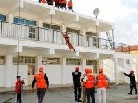 Sivil Savunma Tatbikatı 25-26 Ekim'de Girne'de