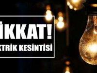 Ozanköy ve Beylerbeyi'nde yarın elektrik kesintisi olacak