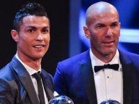 2017 FIFA Yılın Erkek Oyuncusu: Cristiano Ronaldo
