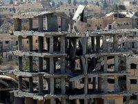 Suriye: Rakka'nın kurtarılması bir tiyatro oyunu