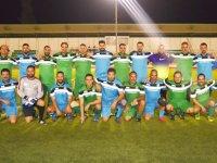 Kıbrıslı Türk ve Rum öğretmenler futbol maçı yaptı