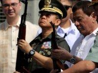 """Duterte: """"Eğer ölürsem, bunun arkasında ABD vardır. CIA vardır"""""""