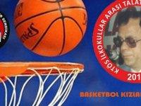 İlkokullar Arası Talat Akkor Basketbol Şöleni 30 Ekim'de
