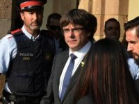 """Katalan lider: """"Demokratik muhalefetle karşı duracağız"""""""