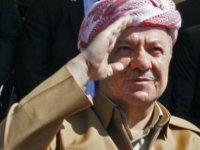 """""""Barzani 1 Kasım'da görevi bırakıyor"""""""