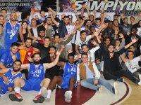 KTSYD Basketbol Kupası LAÜ'nün