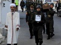 Kayıp Şehit Hüseyin Ertan Ali askeri törenle defnedildi