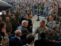 Trump, Japonya'da: Hiçbir diktatör bizi hafife almamalı