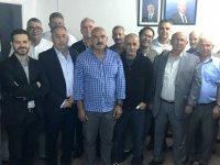 TDP Lefke Genişletilmiş İlçe Yönetim Kurulu Toplantısı gerçekleştirildi