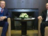 Erdoğan-Putin: 10 gün içinde ikinci görüşme