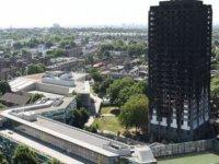 5 ay önceki Londra yangınında ölü sayısı 71'e çıktı