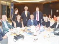 DAÜ'nün başarılı mezunları Antalya'da buluştu